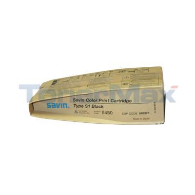 SAVIN SDC-555 TYPE S1 TONER BLACK